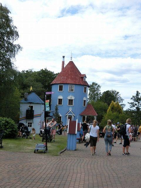 一度は訪れたい!子どもも大人も楽しめる『北欧フィンランド』の「ムーミンワールド」