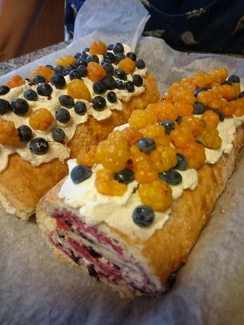 北欧『フィンランド』のおやつは最高に美味しい!手作り「スィーツ」はいかが?/finlandロールケーキ