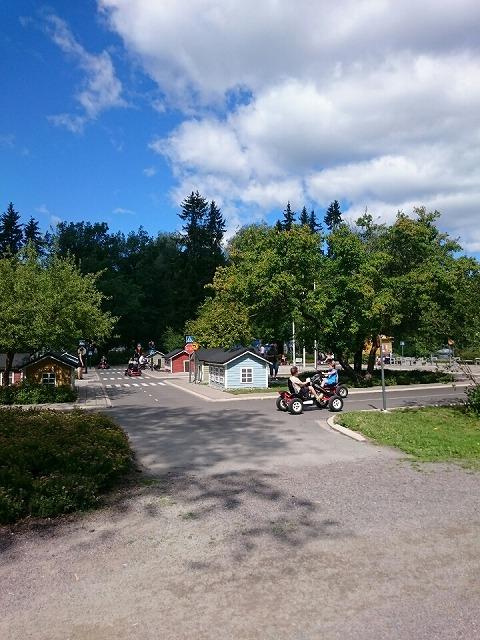 北欧『フィンランド』って子どもに優しい。フィンランドの公園は子どもも大人も楽しめる!?