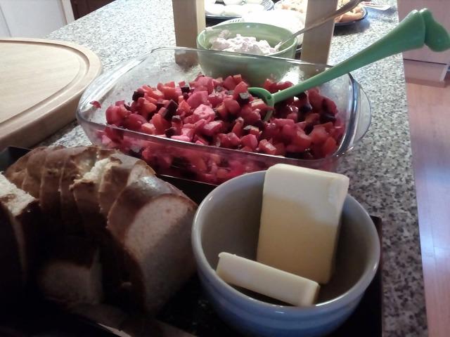 北欧『フィンランド』で食べてみる?「ビートルート」って何!?赤い実の正体は!?