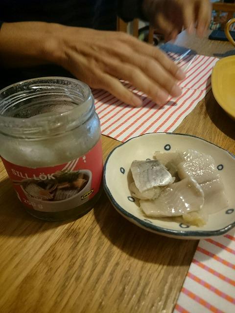 北欧『フィンランド』のパンと相性抜群!ニシンの酢漬けでより美味しい!?