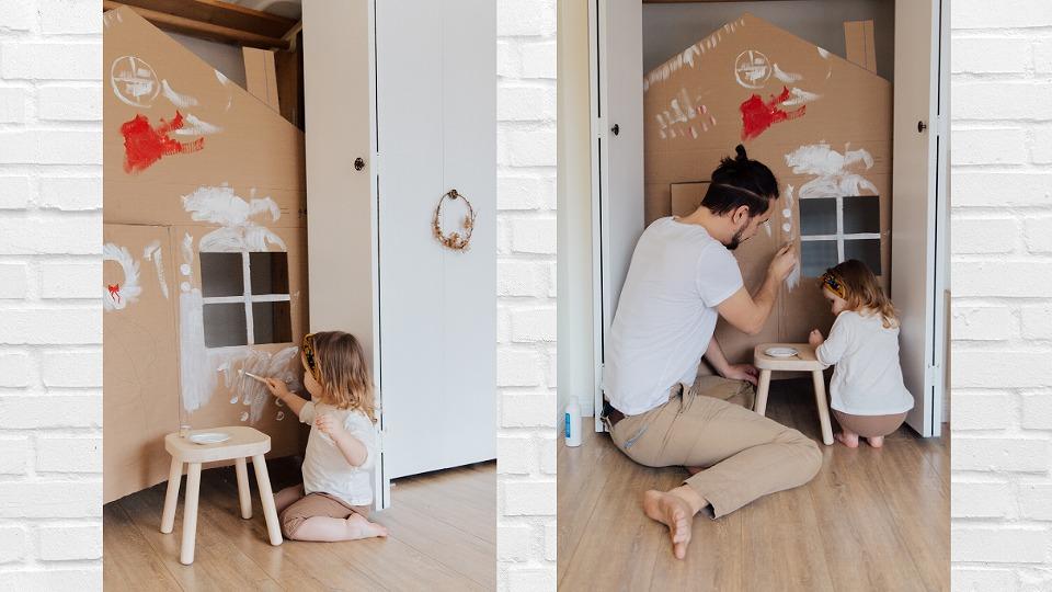 北欧『フィンランド』の「レイキモッキ」。ダンボールでも簡単に作れるの!?/ダンボールハウス作り